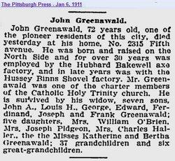 John Greenawald
