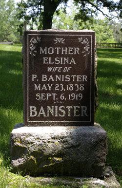 Elsina <i>Nutt</i> Banister