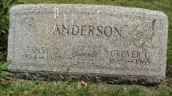 Pansy Own <i>Warner</i> Anderson