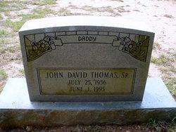 John David Thomas