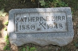 Catherine Marie <i>Leewe</i> Dirr