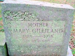 Mary <i>Gilliland</i> Barsh