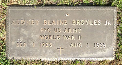 Audrey Blaine Broyles, Jr