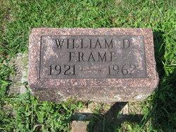 William D. Frame