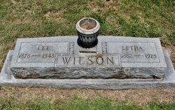 Leatha M <i>Kuykendall</i> Wilson
