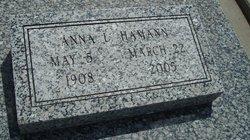Anna <i>Sperl</i> Hamann