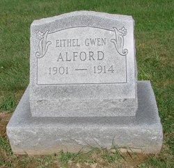 Ethel Gwen Alford