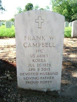 Frank W. Poppy Campbell