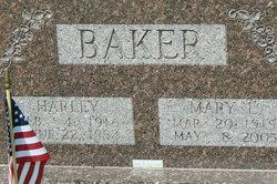 Mary Louise <i>Hill</i> Baker