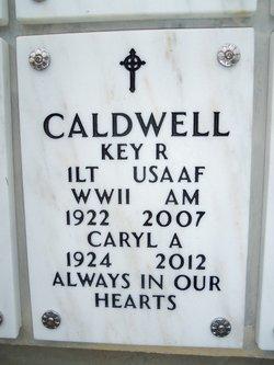 Caryl A Caldwell