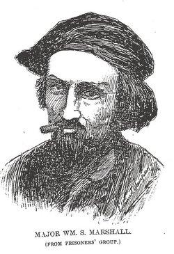 Maj William Stanhope Marshall