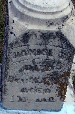 Daniel T Butler