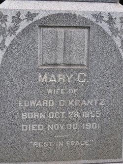 Mary Catharine <i>Biser</i> Krantz