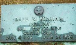 Dale Morris Benham