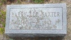 Barry Lee Baxter
