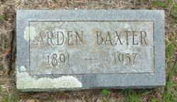Arden Baxter
