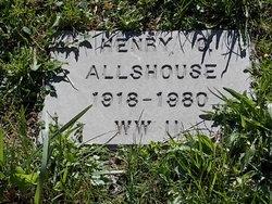 Henry C. Allshouse