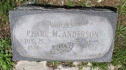 Pearl M. Anderson