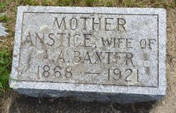 Anstice Baxter