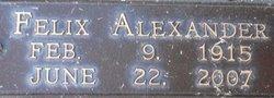 Felix Alexander Brantley