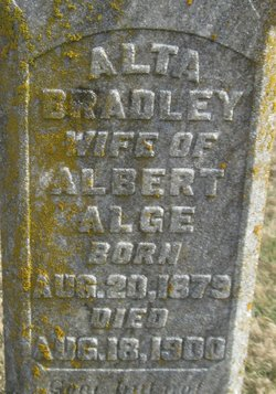 Alta <i>Bradley</i> Alge