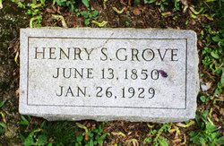 Henry Silas Grove