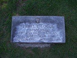 James Elbert Logue