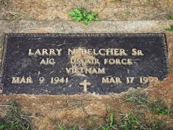Larry Nelson Belcher
