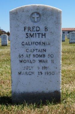 Fred Barton Smith