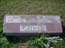 Jonathan K Randolph Gainer