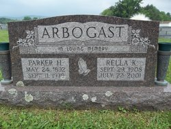 Rella K <i>Waybright</i> Arbogast