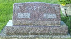 Hazel Florence <i>Smith</i> Harcey