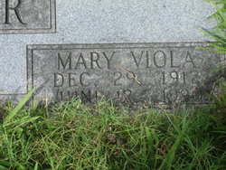 Mary Viola <i>Miller</i> Grover