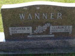 Clarence Edward Wanner