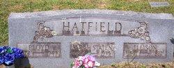 Sarah Ann <i>Staten</i> Hatfield