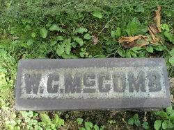 William C McCombs