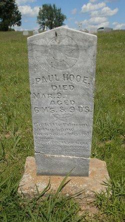 Paul Hooe