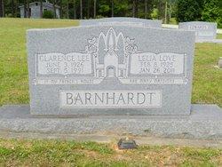 Clarence Lee Barnhardt