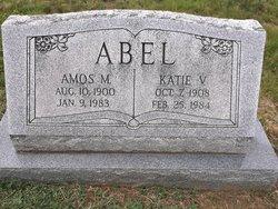 Amos Monroe Abel