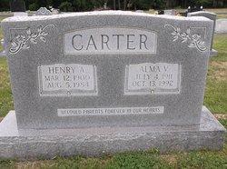 Henry A Carter