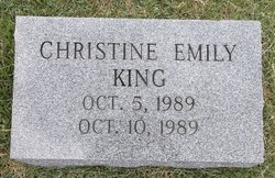 Christine Emily King