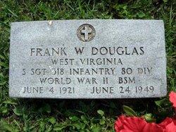 Frank William Douglas