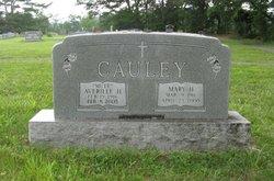Mary <i>H.</i> Cauley