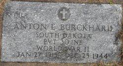 Anton L Burckhard