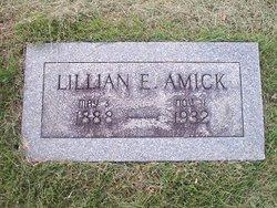 Lillian E. <i>Thompson</i> Amick
