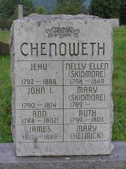 John I Chenoweth
