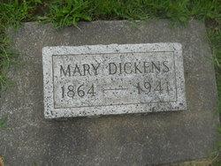 Mary <i>Walrath</i> Dickens