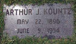 Arthur J Kountz