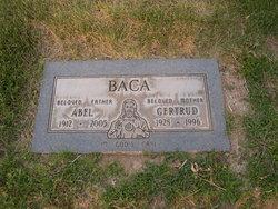 Abel L Baca