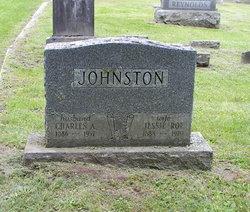 Charles A Johnston